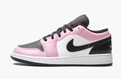 Jordan 1 Low Light Arctic Pink (Gradeschool)