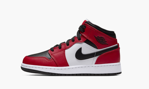 Jordan 1 Mid Chicago Black Toe (Gradeschool)