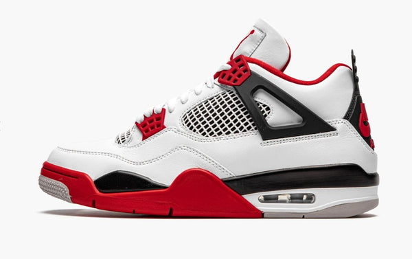 Jordan 4 Fire Red 2020 Men's