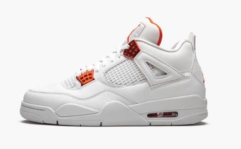 Jordan 4 Retro Metallic Pack - Orange Men's