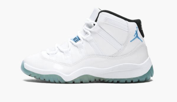 Jordan 11 Legend Blue (Preschool) - Pimp Kicks