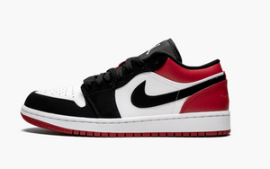 Jordan 1 Low Black Toe Men's