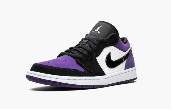 Jordan 1 Low Court Purple Men's