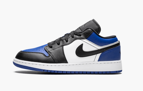 Jordan 1 Low Royal Toe (Gradeschool)