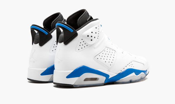 Jordan 6 Sport Blue Men's - Pimp Kicks