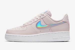 Nike Air Force 1 Low Pink Iridescent Women's