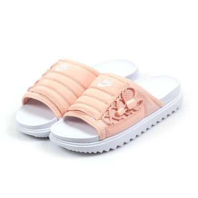 Nike Asuna Slide White Washed Coral Women's