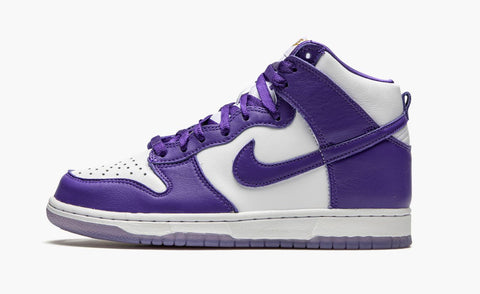 Nike Dunk High SP Varsity Purple Women's