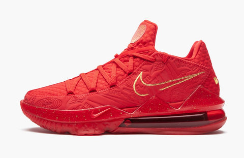 Nike LeBron 17 Low Agimat Men's