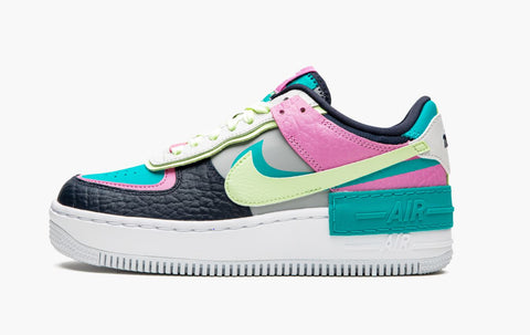 Nike Air Force 1 Low Shadow Barely Volt Women's