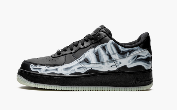 Nike Air Force 1 Low Skeleton Black Men's