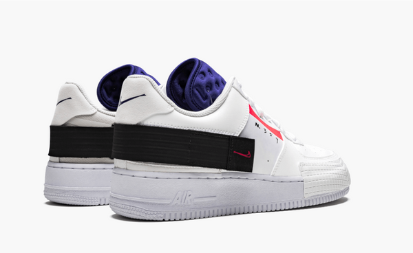 Nike Air Force 1 Low Type Summit White Men's