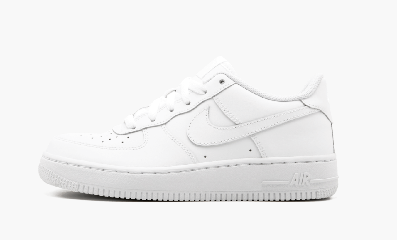 Nike Air Force 1 Low White (Gradeschool)