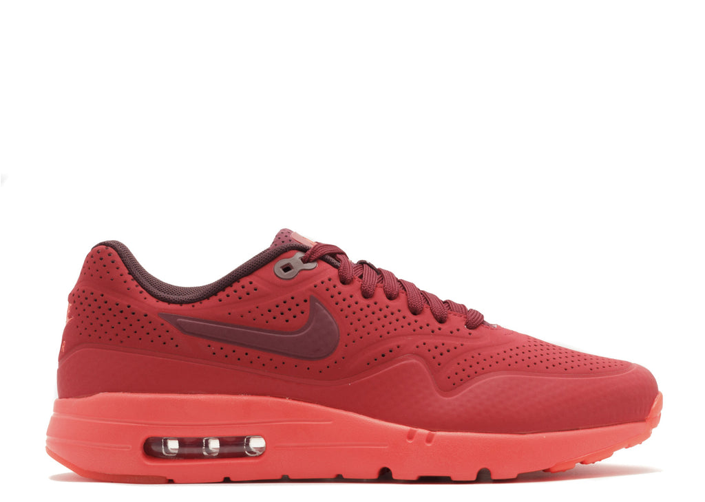 new style 35a11 23034 ... Nike Air Max 1 Ultra Moire Red Mens - Pimp Kicks ...