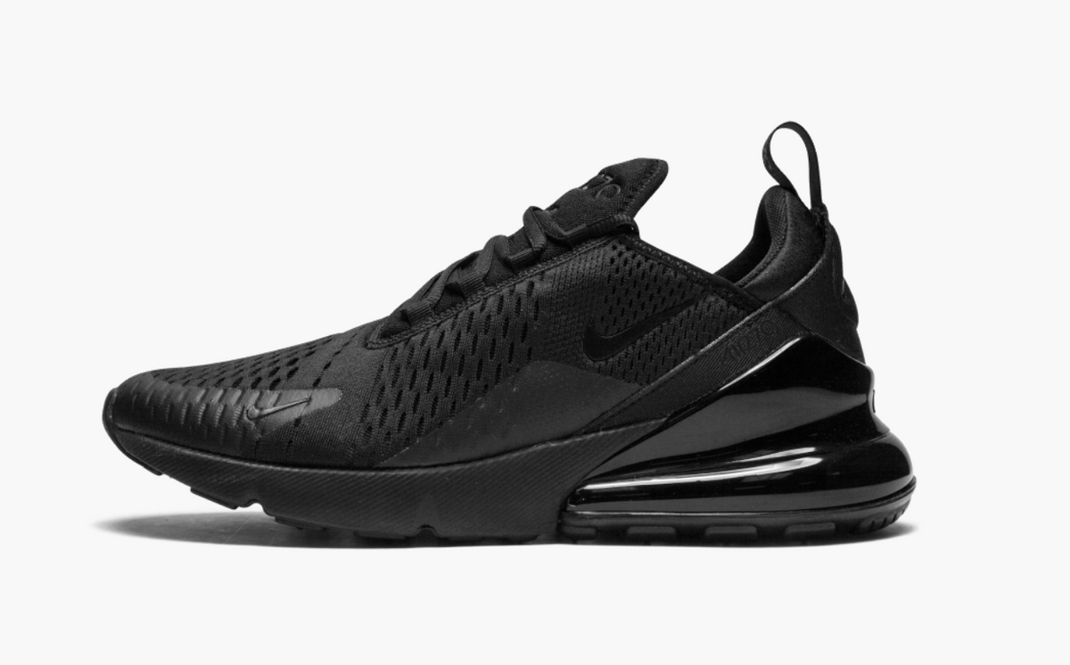 the latest a82aa 0afe9 Nike Air Max 270 Triple Black Men's