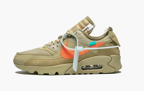 Nike Air Max 90 X OFF-WHITE Desert Ore Men's