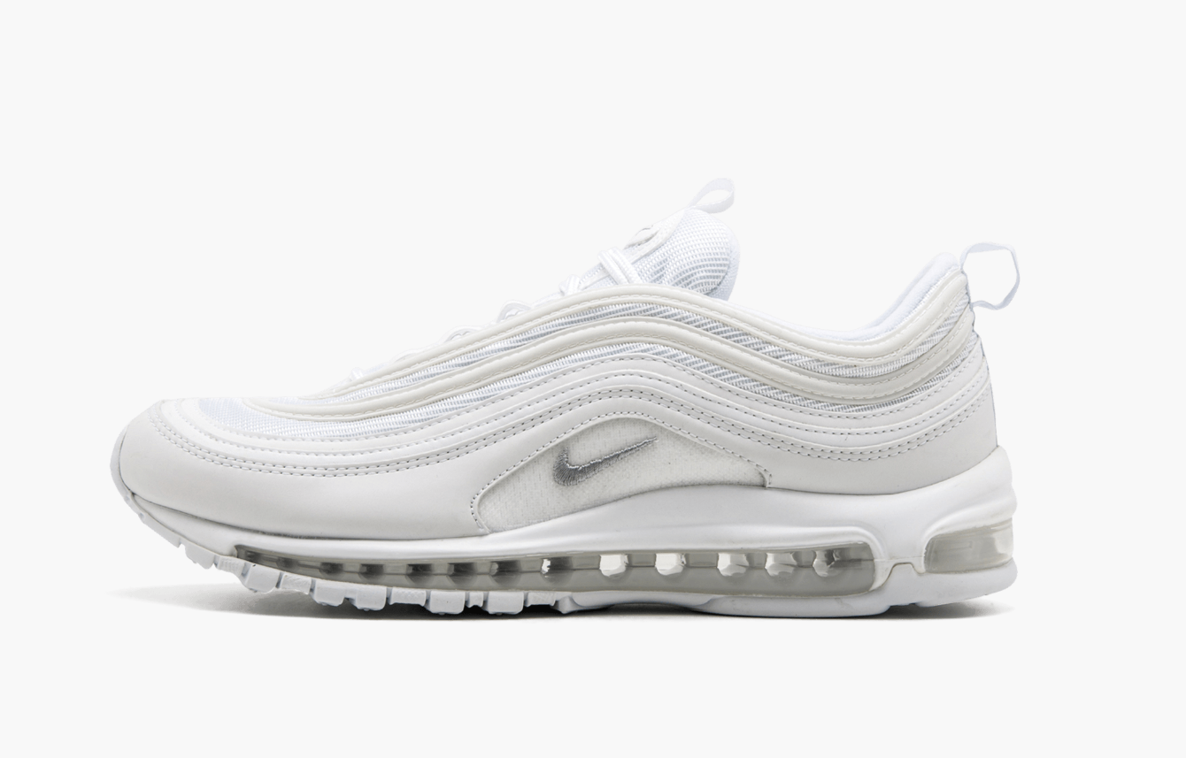 Nike Air Max 97 Triple White Men's