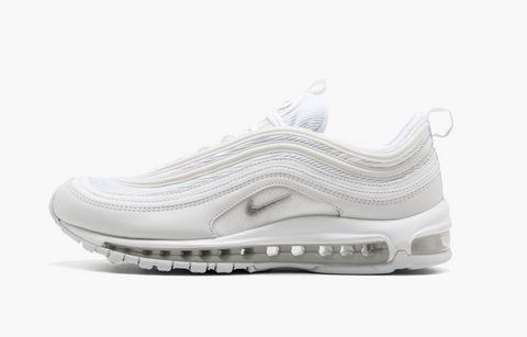 Nike Air Max 97 Triple White Women's