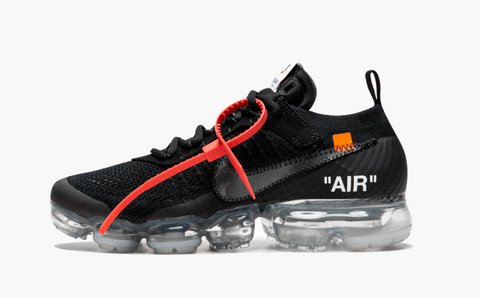 Nike Air VaporMax X Off-White Black Men's