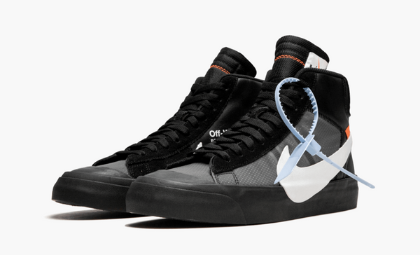 Nike Blazer Mid Off-White Grim Reaper Men's - Pimp Kicks