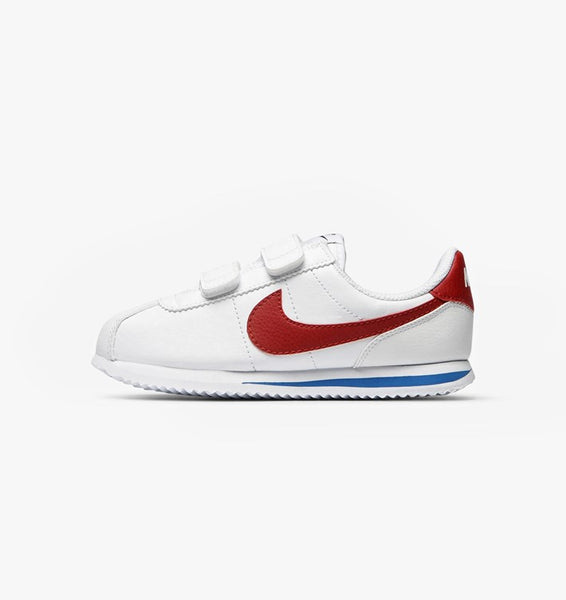 Nike Classic Cortez Leather Forrest Gump (Preschool)