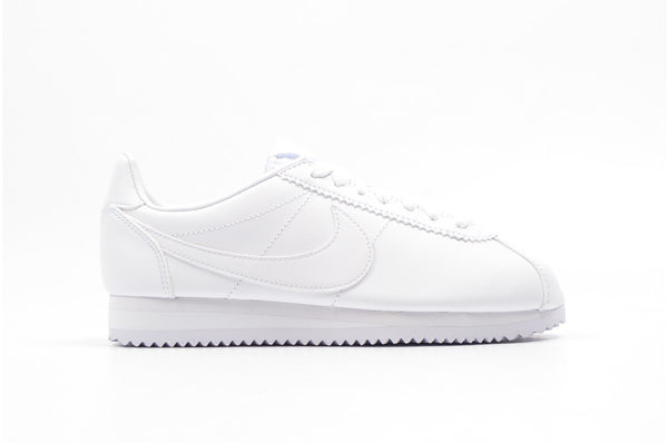 Nike Classic Cortez Leather White Women's