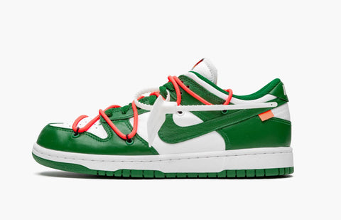 Nike Dunk Low Off-White Pine Green Men's