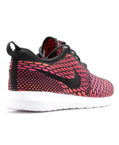 Nike Flyknit Roshe Run Fireberry Men's - Pimp Kicks