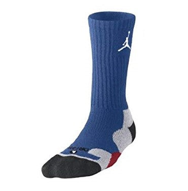 Nike Jordan Gameday Crew Sock Royal Blue - Pimp Kicks
