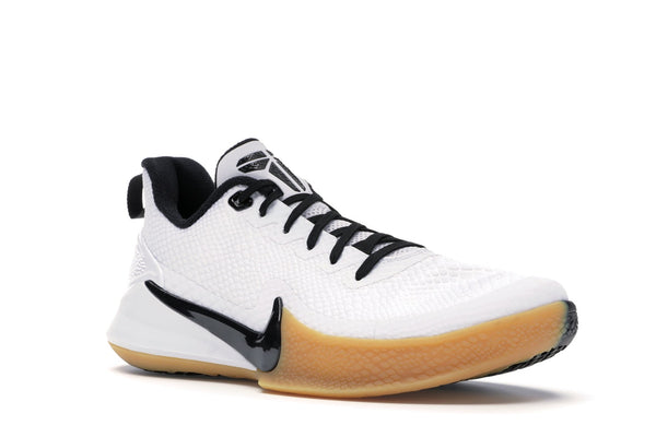 Nike Kobe Mamba Focus White Black Men's
