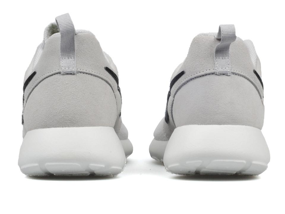 7f853b45883a ... Nike Roshe Run Premium Suede Light Ash Grey Men s - Pimp Kicks