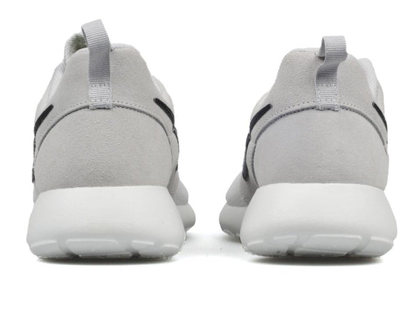 Nike Roshe Run Premium Suede Light Ash Grey Men's - Pimp Kicks