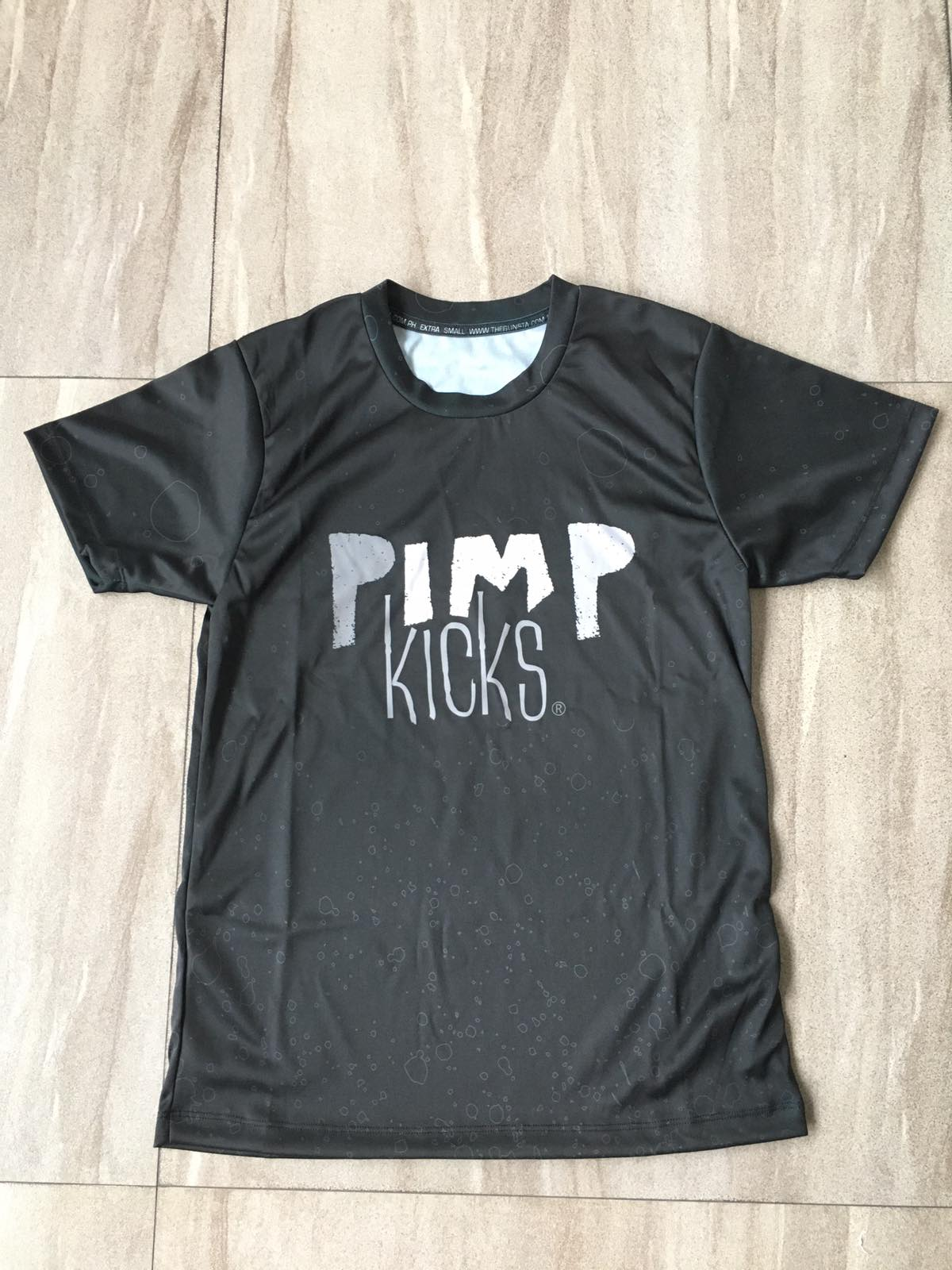 Pimp Kicks The Art of Being Naked T-Shirt