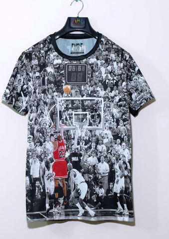 Pimp Kicks Last Shot Shirt - Pimp Kicks