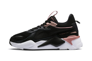 Puma RS-X Black Rose Gold Women's