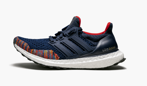 f55a1f2c85a0 Adidas Ultra Boost Multi-Color Toe Navy 1.0 Men s