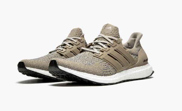 Adidas Ultra Boost Trace Khaki Tan V3 Men's - Pimp Kicks