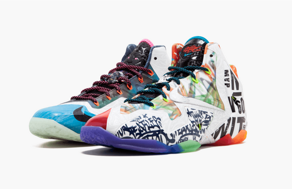 Lebron 11 Premium What The Lebron Men's - Pimp Kicks