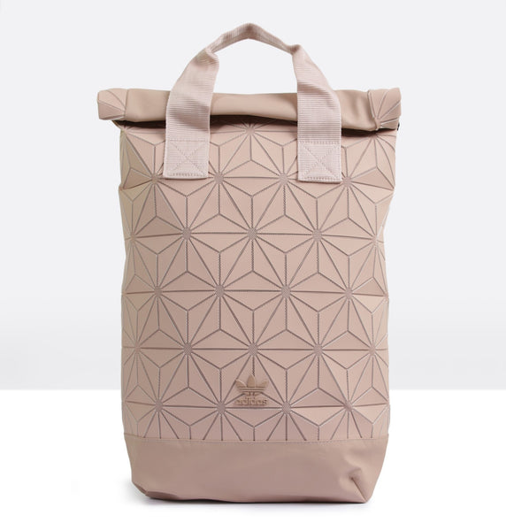 Adidas 3D Roll Top Backpack Beige - Pimp Kicks