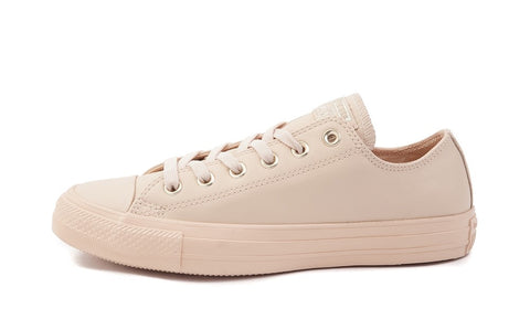 Converse All Star Leather Amberlight Sand Women's - Pimp Kicks