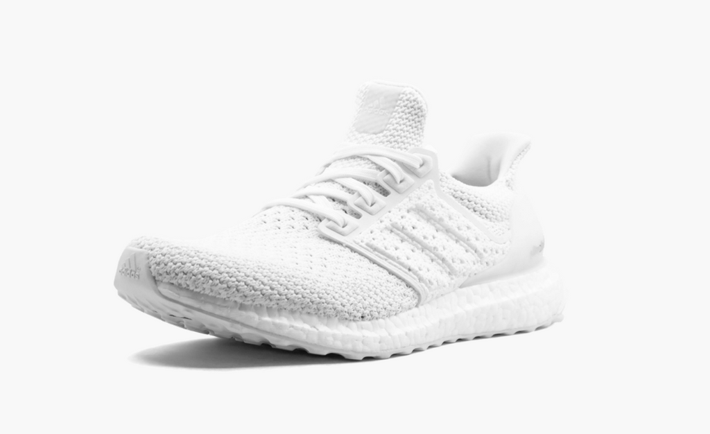 new product dbec2 2612e Adidas Ultra Boost Clima Cool Triple White Men's – Pimp Kicks