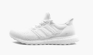 Adidas Ultra Boost Clima Cool Triple White Men's - Pimp Kicks