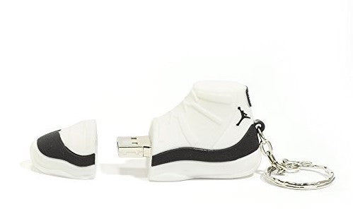 Jordan 11 Concords USB Flash Drive 8GB - Pimp Kicks