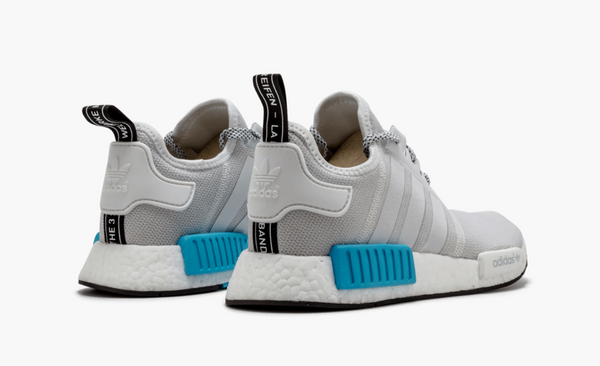 Adidas NMD R1 Bright Cyan Junior - Pimp Kicks