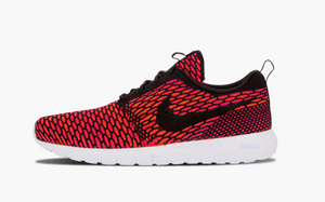 Nike Flyknit Roshe Run Fireberry Men's