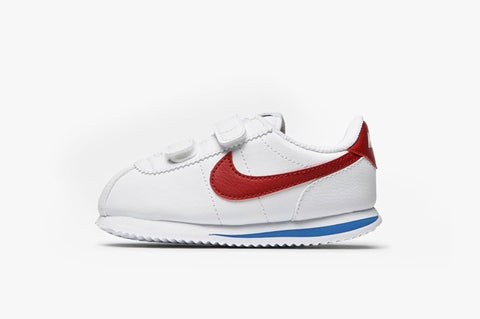 Nike Classic Cortez Leather Forrest Gump (Toddler)