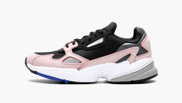 Adidas Falcon Core Black Pink Women's - Pimp Kicks