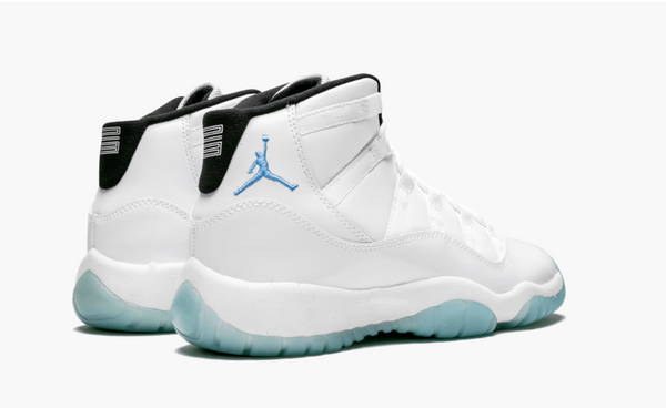 Jordan 11 Legend Blue (Gradeschool) - Pimp Kicks