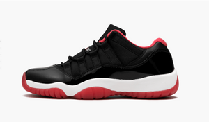 Jordan 11 Low Breds (Gradeschool) - Pimp Kicks