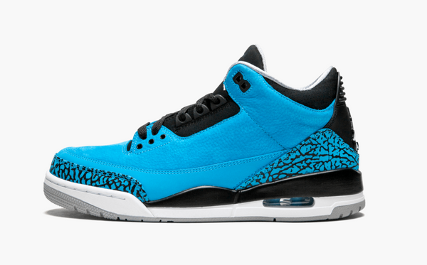 Jordan 3 Powder Blue Men's - Pimp Kicks